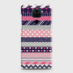 Xiaomi Redmi Note 9 Colourful Circles Case