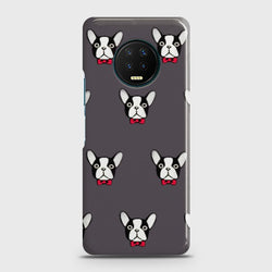 Infinix Note 7 Boston Terrier Case