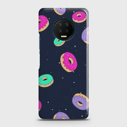 Infinix Note 7 Colorful Donuts Case