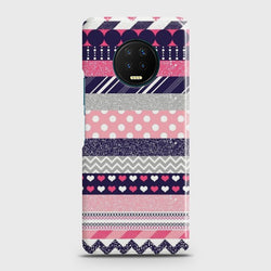 Infinix Note 7 Colourful Circles Case