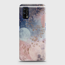 Realme 7 Pro Animated Colorful design Case