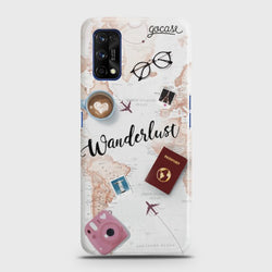 Realme 7 Pro World Journey Case