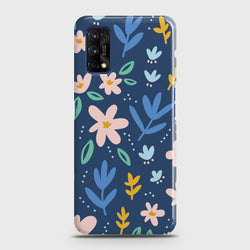 Realme 7 Pro Colorful Flowers Case