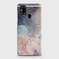 Samsung Galaxy M31 Animated Colorful design Case
