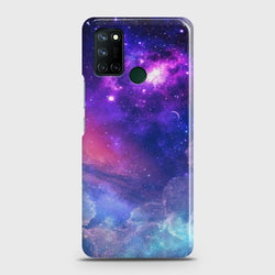 Realme C17 Galaxy World Case