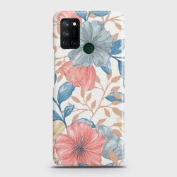 Realme C17 Seamless Flower Case