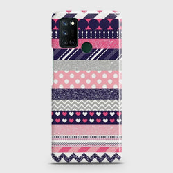 Realme C17 Colourful Circles Case
