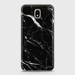 SAMSUNG GALAXY J3 PRO 2017 (J330) Trendy Black Marble Case
