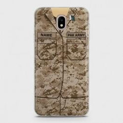 SAMSUNG GALAXY J5 PRO 2017 Army Costume With Custom Name Case