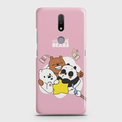 Nokia 2.4 Cute Trendy Animated Character Case