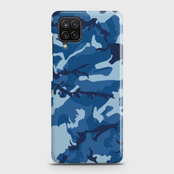 Galaxy A12 Camo Series v6 Case