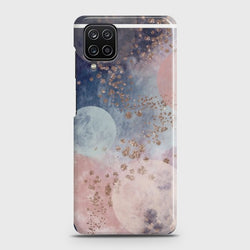 Galaxy A12 Animated Colorful design Case