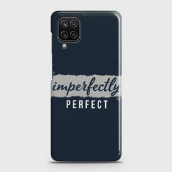 Galaxy A12 Imperfectly Case