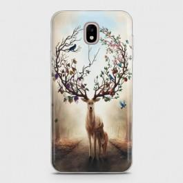 SAMSUNG GALAXY J7 PRO Blessed Deer Case
