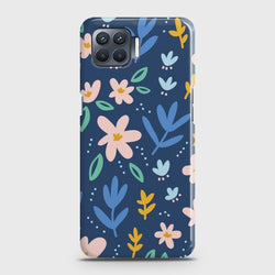 OPPO A73 Colorful Flowers Case