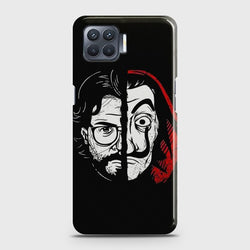 OPPO A73 MONEY HEIST PROFESSOR Case