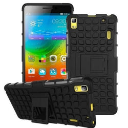 Dual Heavy Duty Armour Shield Case For Lenovo K3 Note  Lenovo K5/K5Plus - Phonecase.PK