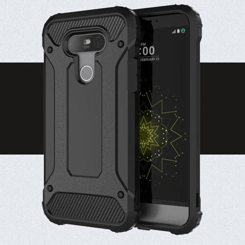 Dual Protection Super Armor Hybrid case for LG G4 & G5 Oppo F1s - Phonecase.PK
