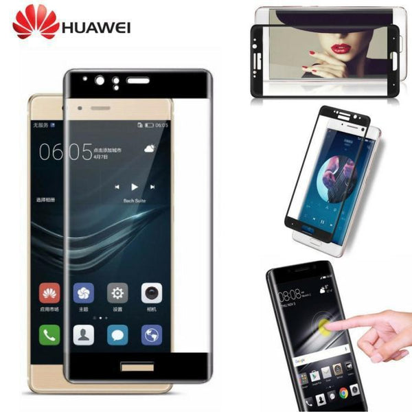 Edge Full Cover Tempered Glass for Huawei All Models - Phonecase.PK