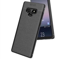 Galaxy Note 9 Carbon Leather TPU Protective Case - Phonecase.PK