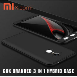 GKK Branded 3 in 1 Hybrid Case for Redmi Xiaomi all Models - Phonecase.PK