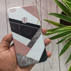 Huawei Honor 8 Lite Luxury Marble design Case - C-069