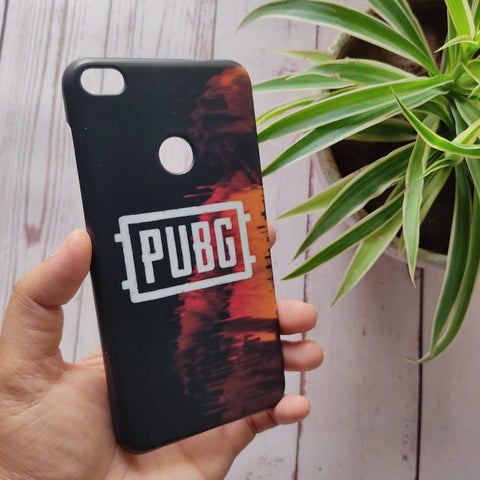 HUAWEI HONOR 8 LITE PUBG Multicolor Case C-023