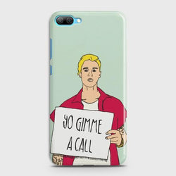 Huawei Honor 10 Gimme A Call Phone Case - Phonecase.PK