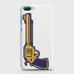 Huawei Honor 10 Retro Gun Phone Case