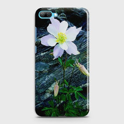 Huawei Honor 10 White Flower Phone Case - Phonecase.PK