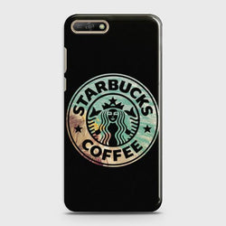 Huawei Honor 7A Starbucks Galaxy Phone Case - Phonecase.PK