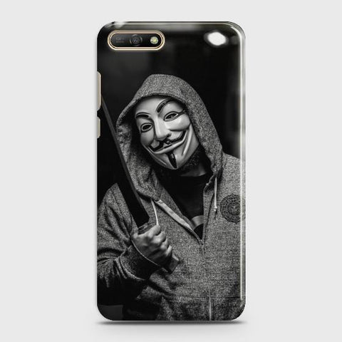 Huawei Honor 7A Anonymous Joker Phone Case - Phonecase.PK