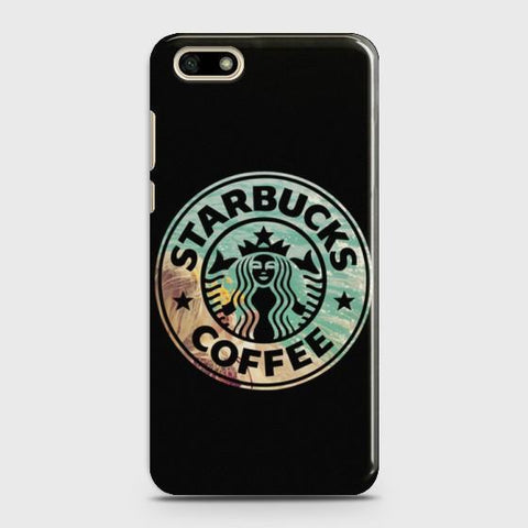 Huawei Honor 7S Starbucks Galaxy Phone Case - Phonecase.PK