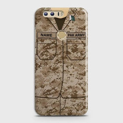 Huawei Honor 8 Army shirt with Custom Name Case - Phonecase.PK