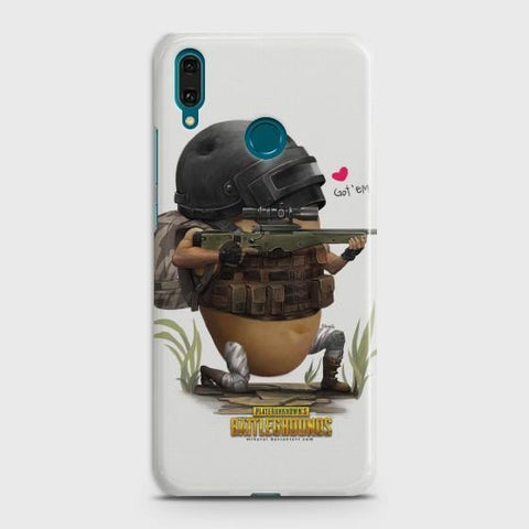 Huawei Honor Play PUBG Phone Case - Phonecase.PK