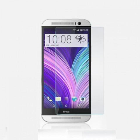 HTC ONE M8 AND M9 GLASS PROTECTOR 9H SUPER THICKNESS - Phonecase.PK