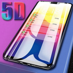 Huawei Branded 5D Full HD Tempered Glass - Phonecase.PK