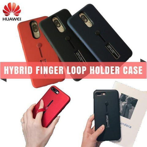 Huawei Hybrid Finger loop holder Branded Case - Phonecase.PK