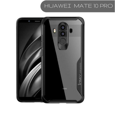 ... Hybrid Ipaky Shock Proof Case For Huawei Mate 10 Pro   Black 313152d5172