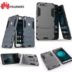 Hybrid Tpu+Pc Iron Man Armor Shield Case For Huawei