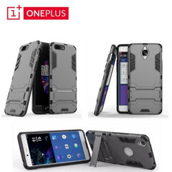 Hybrid Tpu+Pc Iron Man Armor Shield Case For Oneplus