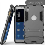 Hybrid Tpu+Pc Iron Man Armor Shield Case For Oneplus X