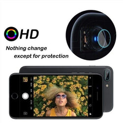 Iphone 9H Hardness Tempered Glass Camera Lens Protector
