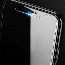 Iphone X Transparent Tempered Glass Protector