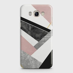 Samsung Galaxy J7 2016 Luxury Marble design Case