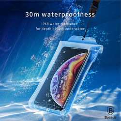 Baseus Original 100% Waterproof Phone Case for All Mobiles
