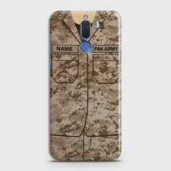 Huawei Mate 10 Lite Army shirt with Custom Name Case - Phonecase.PK
