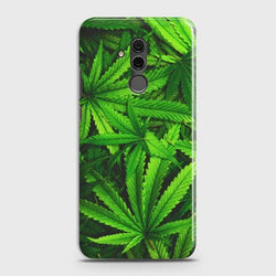 Huawei Mate 20 Lite Green Leaves Phone Case - Phonecase.PK