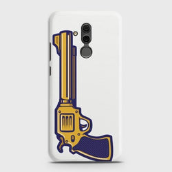 Huawei Mate 20 Lite Retro Gun Phone Case
