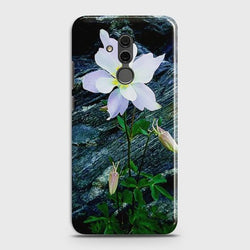 Huawei Mate 20 Lite White Flower Phone Case - Phonecase.PK